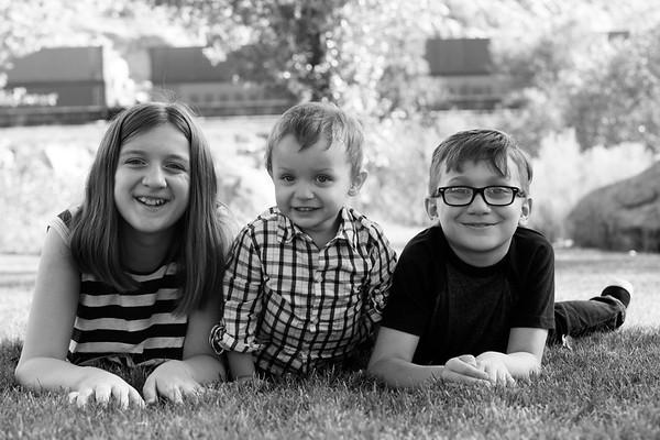 OLIVIA, SEAN & LIAM, REDUX