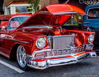 Veterans Day Classic Car Show - Suwanee GA 2018