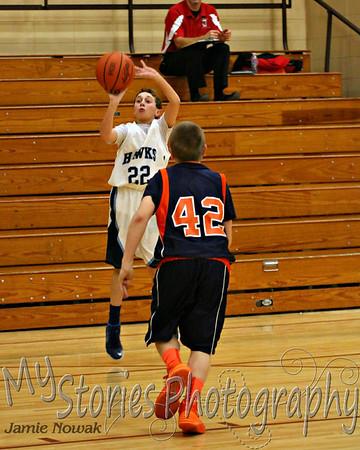 Carter Jr High Basketball 2013-2014