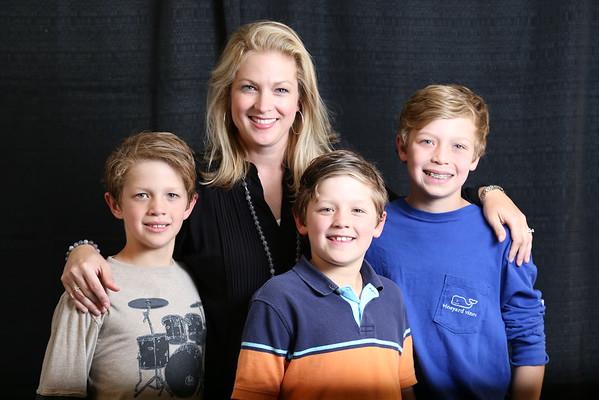 Mother-Son Dance Portraits