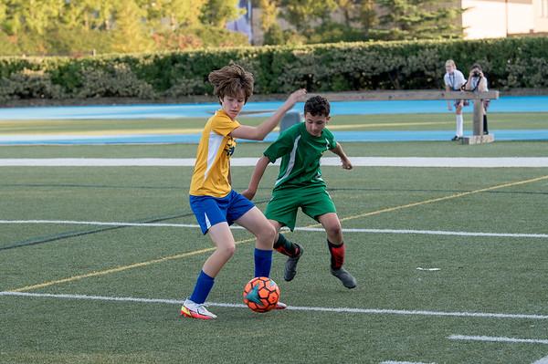 Boys Latin School Soccer - 2021