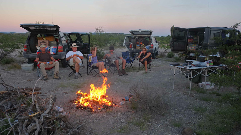no camp should ever be without campfire