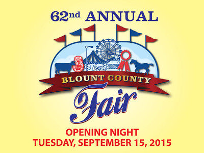 62nd Annual Blount County Fair - 09-15-15