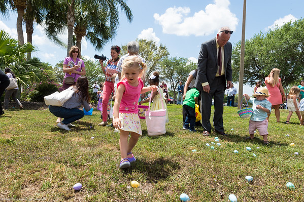 KofC Easter Egg Hunt