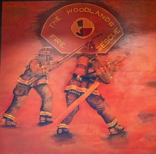 The Woodlands Fire Dep 2021