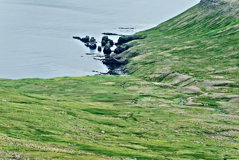 Rekavík bak Höfn.