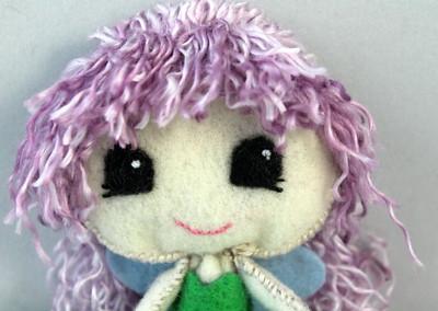 Purple-Haired Fairy
