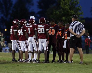 McDonough Youth Football Alabama