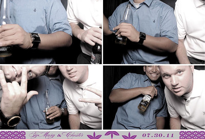 LA 2011-07-30 Ty Mary & Chester