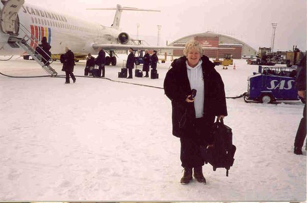2000 Kiruna (Ice Hotel)