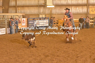 Tie Down Roping Long Go