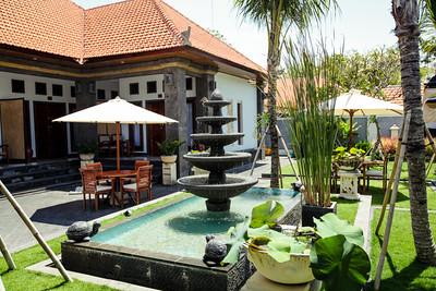 Kubu Garden, Bali 2014