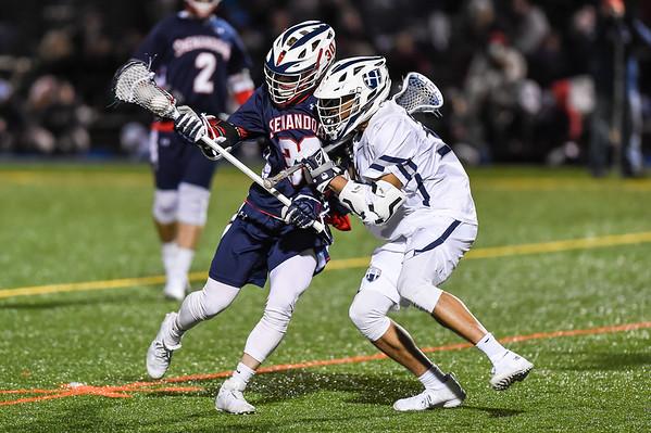 Hood v Shenandoah - Men's Lacrosse - 02.19.20