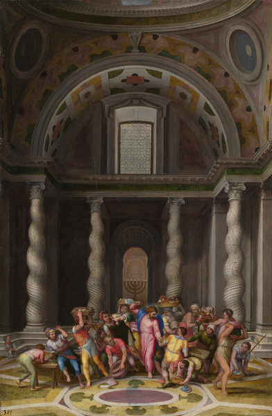 The Purification of the Temple