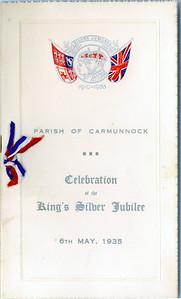 KG V Silver Jubilee 1935