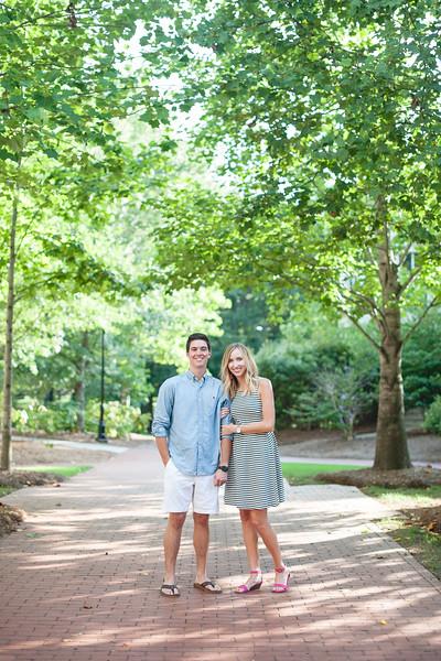 Savannah + Quinton One Year