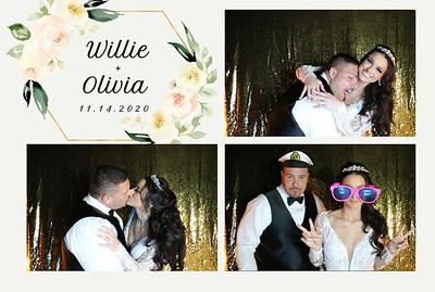 Olivia + Willie's Wedding