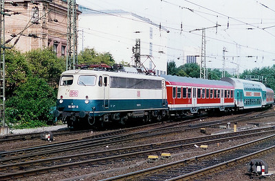 DB Class 110