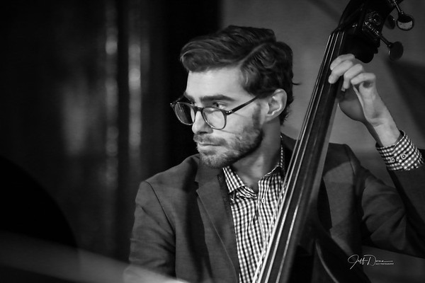 Jeff Cuny Trio - Cliff Bell's 2-15-2019