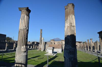Pompeii, Italy - Dec 2011