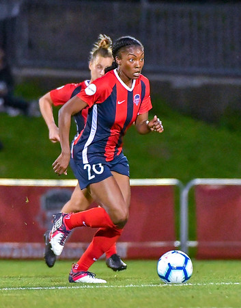 20190413 Women's  Professional Soccer Sky Blue FC at the Spirit