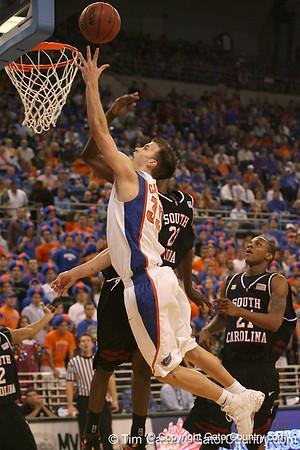 Men's Basketball vs. South Carolina, 2/20/08