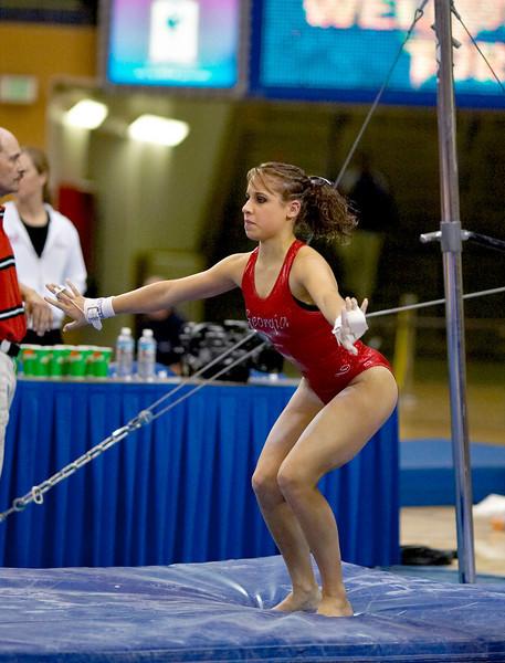 2005.02.27 - NCAA Women's Gymnastics - Georgia and Arizona @ UCLA