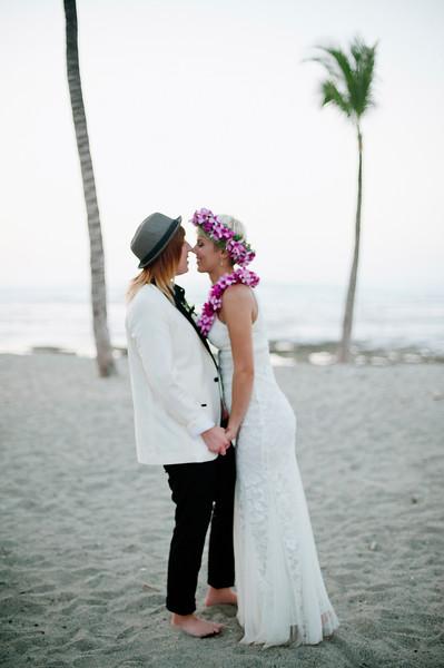 Niki + Taelor Mauna Lani Wedding