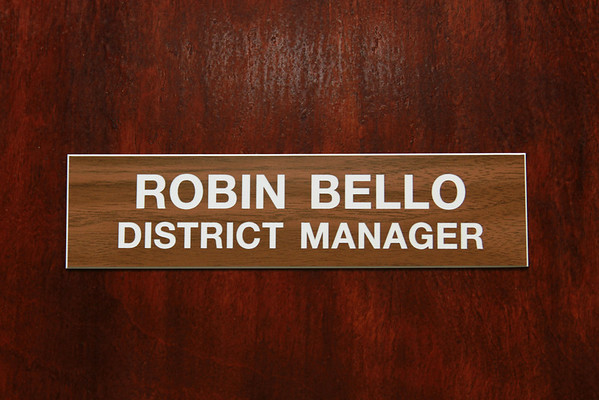 Robin's Office Party