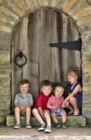Erin and Sister's Children