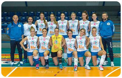 Edil Rossi Volley Bastia - roster B1 2013/14