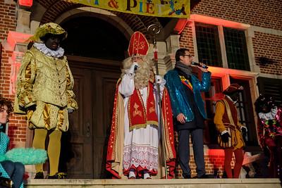 Lichtstoet en Sinterklaas 2019 - Gemeentehuis