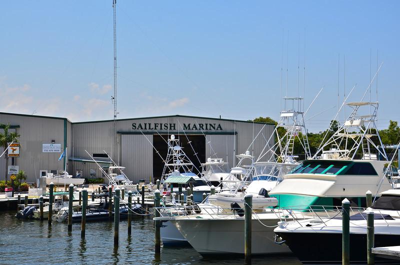 Sailfish Marina, Stuart, FL