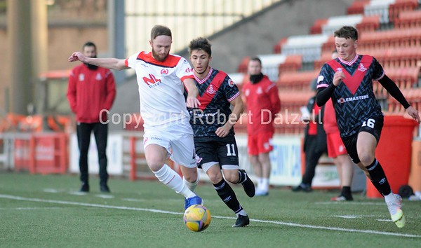 Airdrieonians v Clyde (5.0) 7 11 20