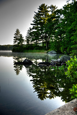 7/21/2016-8/9/2016 - LOON POND MANY FACES