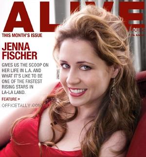 Jenna Fischer ALIVE Magazine St. Louis