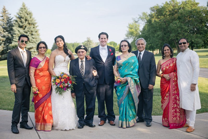 LeCapeWeddings Chicago Photographer - Renu and Ryan - Hilton Oakbrook Hills Indian Wedding -  878.jpg