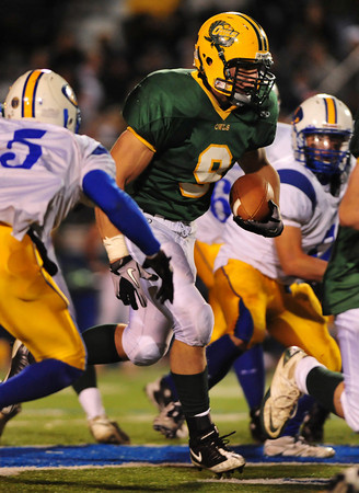 2010-11-18 Lawrence HS Football vs Lynbrook Football, Finals Conference II