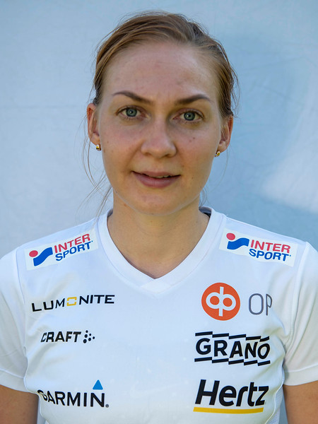 Maija Sianoja, kuva: SSL/Pirjo Valjanen