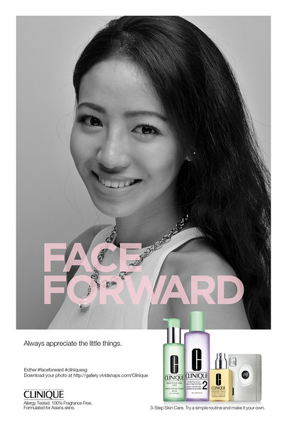 Clinique Face Forward