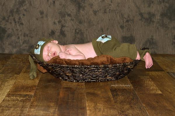 Michael James (MJ)-Newborn