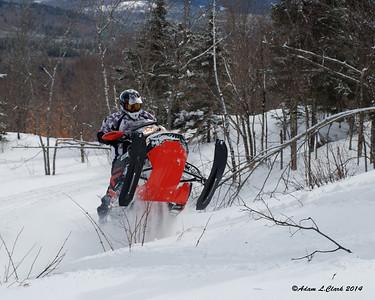 Snowmobiling 2014