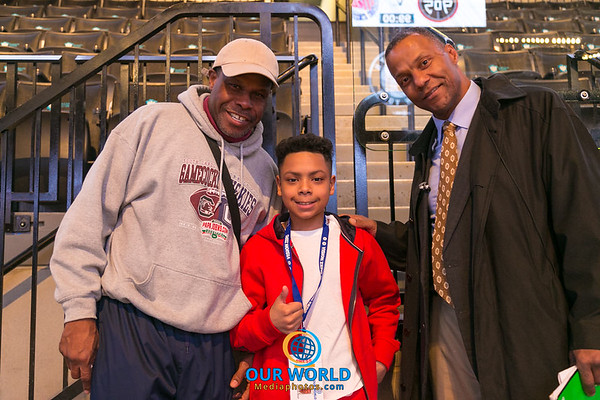 NCBL All Stars East VS West @ Barclays Center (3.19.17)