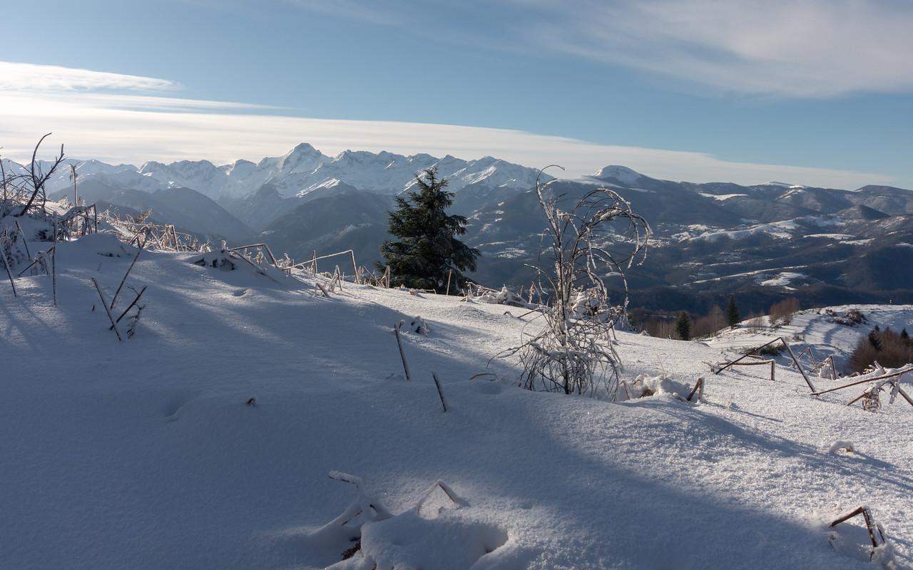 Mont Valier nevado