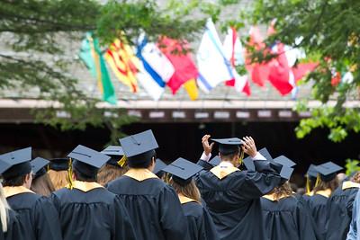 Traverse City Central Graduation