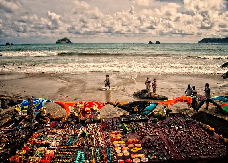 Costa Rica shores market    Open  Roper .jpg