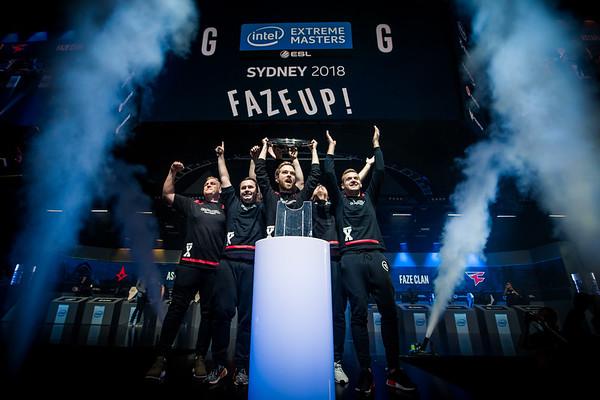 Press Gallery: Intel Extreme Masters Sydney 2018