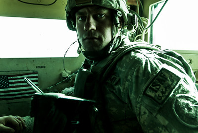 From the Ground in Afghanistan