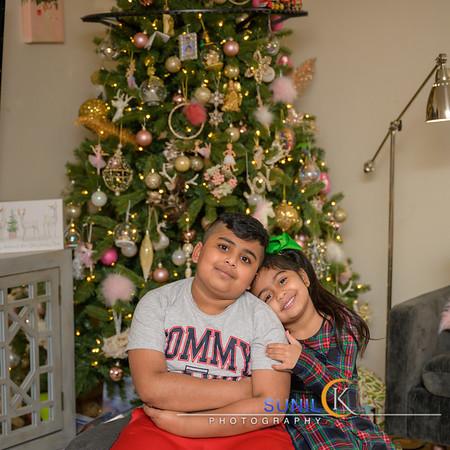 2020 Christmas Family Photoshoot