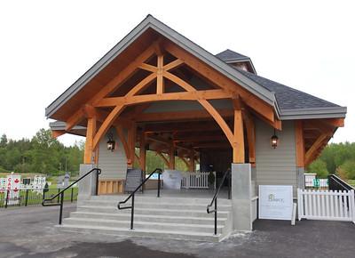 Thunderbird Spectator Pavilion